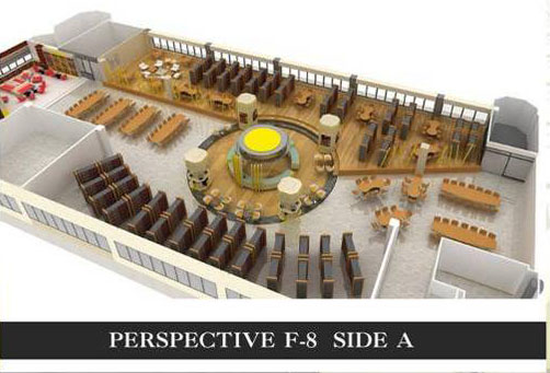 8th Floor Plan's kbu campus r